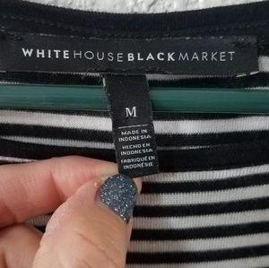 White House Black Market Tops - White House Black Market long sleeve tee